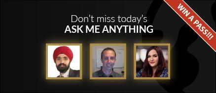 'Ask Me Anything' - Aug 12 (6pm UTC | 7pm UK | 2pm Eastern USA | 11am Pacific USA)