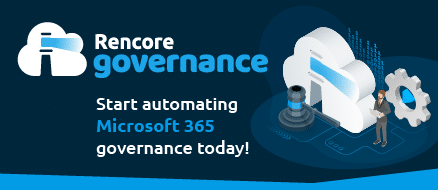 Rencore Governance